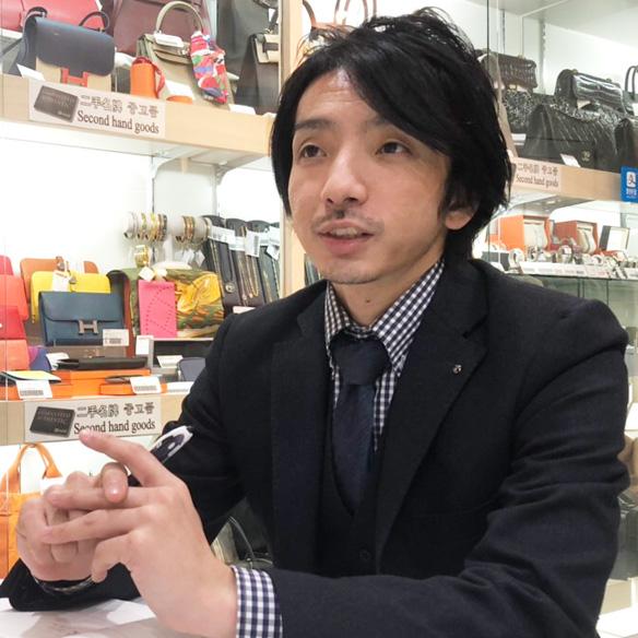 リファレンス株式会社 古賀健人様